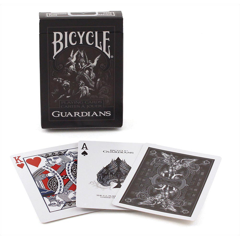 Bicycle Guardian Playing Cards
