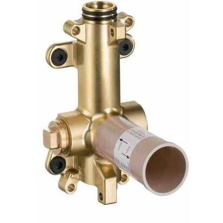 """Hansgrohe Axor 28486181 3/4"""" Shower Module Rough-In Valve"""