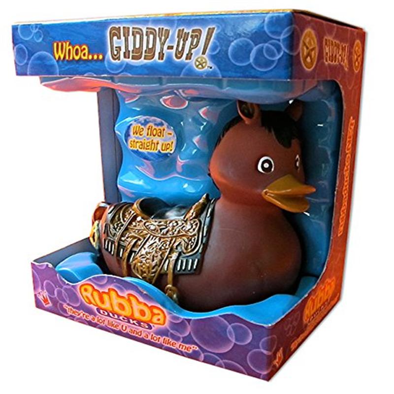Rubbaducks Giddy-Up Gift Box