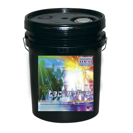 Techno Fog   Dj And Club Mix   Medium Density Fog Machine Fluid   5 Gallon Pail Fog Juice