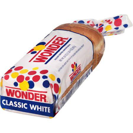 Wonder White Bread, 20 oz