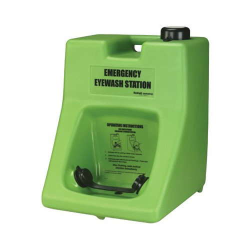 Sperian Welding Protection Porta Stream  II Emergency Eyewash Station - porta stream ii gravityfed portable eyewash sta