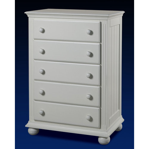 Sorelle Vista 5 Drawer Chest