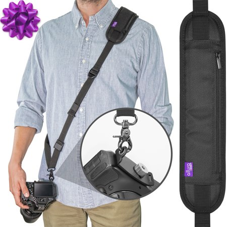 Altura Photo Rapid Fire Camera Neck Strap w/Quick Release and Safety