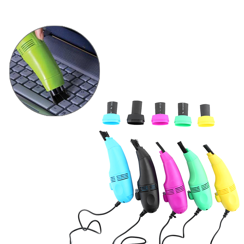 Computer Laptop Keyboard Mini USB Vacuum Cleaner