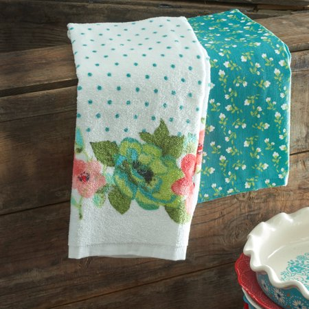 Vintage Bloom Kitchen Towel Set