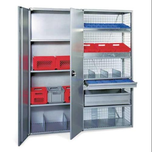 SSI SCHAEFER S1848X Additional Shelf,Steel,48 In. W,18 In. D