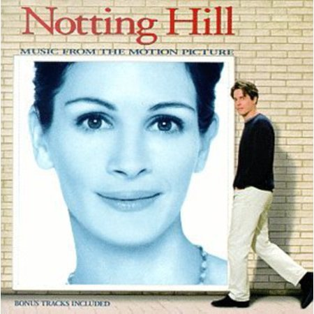 Notting Hill Soundtrack (CD) - Morgan Hill Music