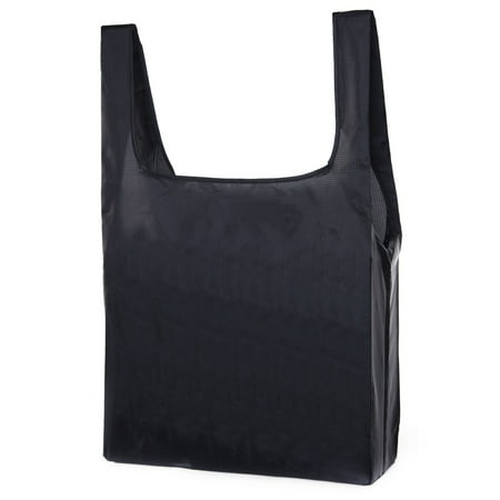 Reusable Shopping Bags| Foldable Large shopping tote folds in to Small pouch, Heavy duty Shopper tote