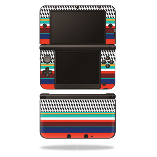MightySkins Protective Vinyl Skin Decal Cover for Nintendo 3DS XL Original (2012-2014 Models) Sticker Wrap Skins New Color
