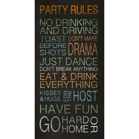 Party rules wall art for Party wall regulations