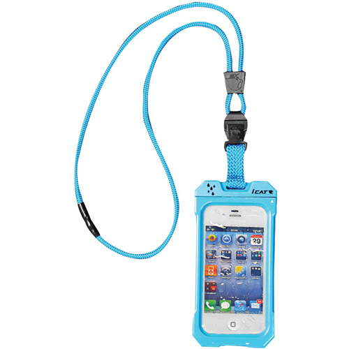 Dri Cat iPhone 4/4S Neck It Waterproof Case with Lanyard