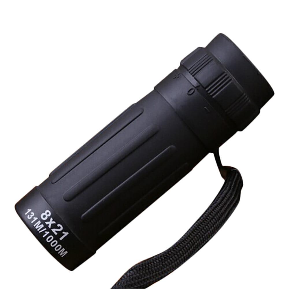 Super High Power8x21 Portable HD OPTICS BAK4 Night Vision Monocular Telescope