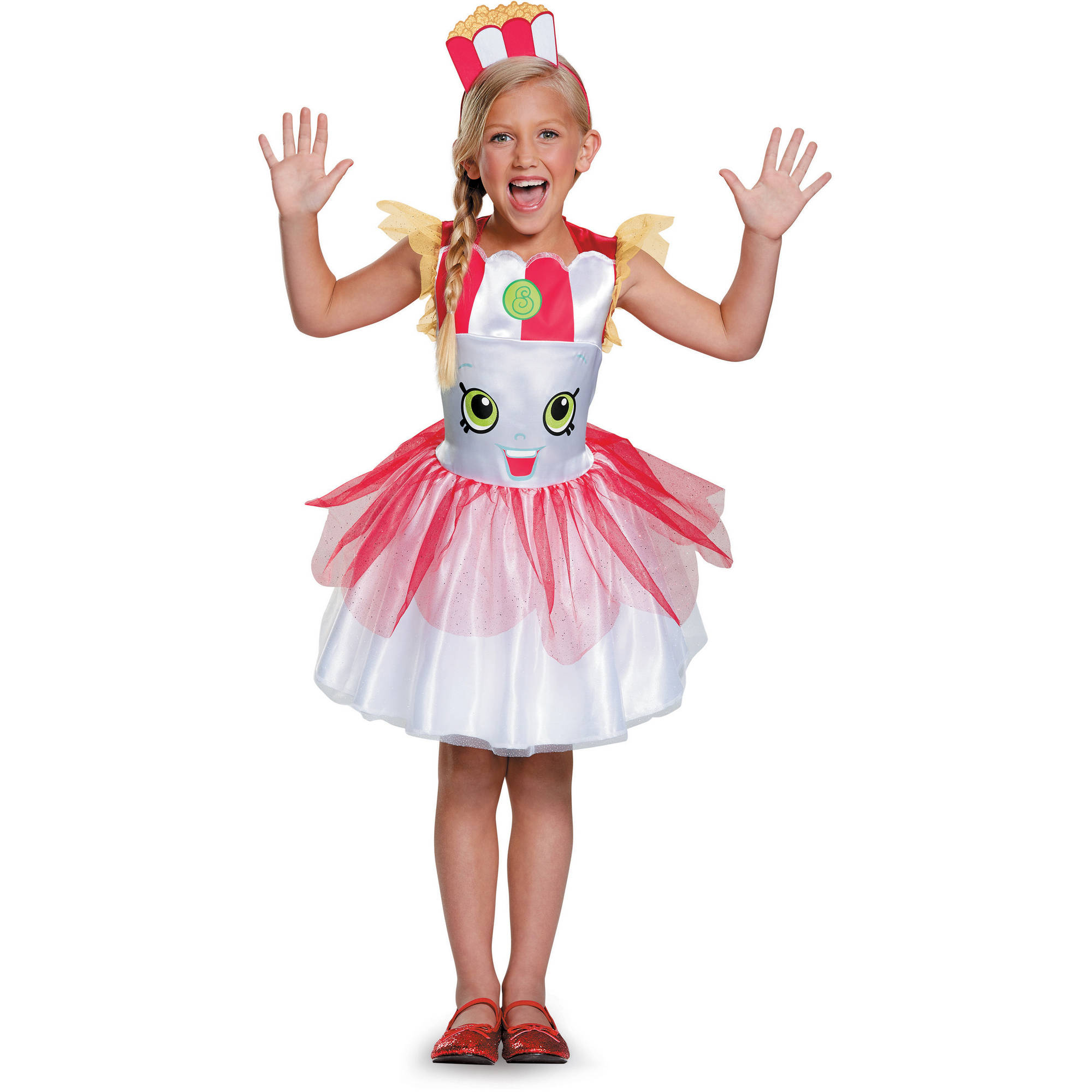 Shopkins Poppy Corn Classic Child Halloween Costume