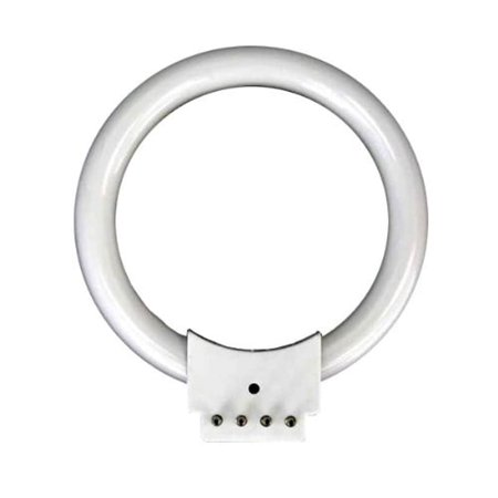Light Bulb Rings - AmScope 8W Fluorescent Ring Light Bulb