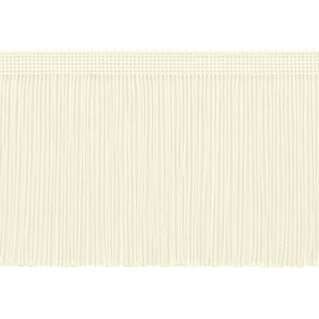 4 In Thermostatic Trim (4 Inch Chainette Fringe Trim, Style# CF04 Color: Ivory -A2, Sold By the Yard )