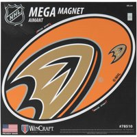 "Anaheim Ducks 6"" x 6"" Mega Magnet"