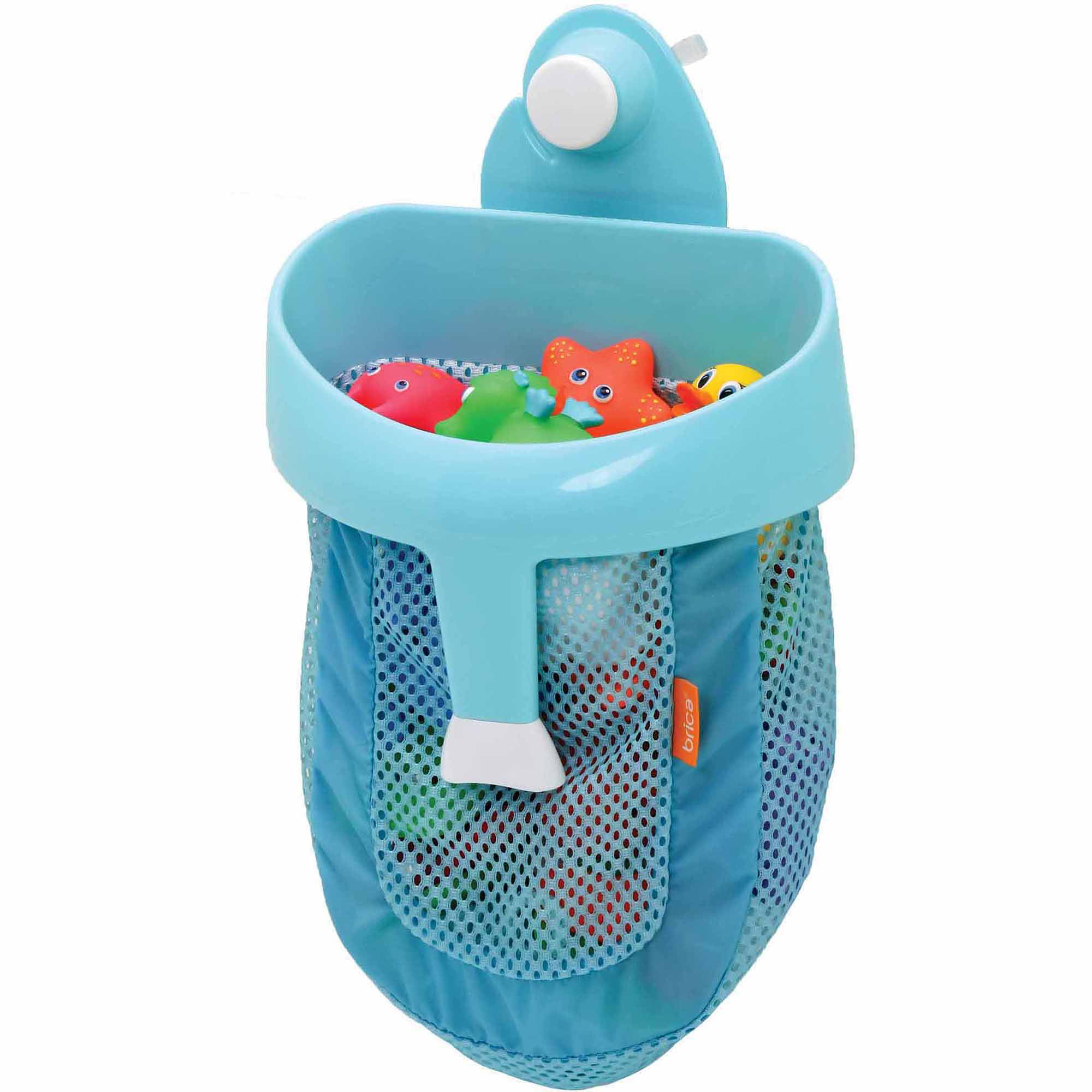 Munchkin Super Scoop Bath Toy Organizer Walmart