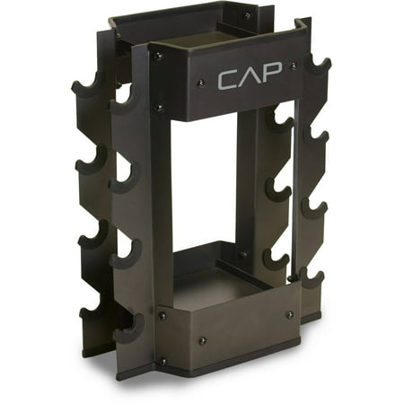 CAP Dumbbell and Kettle Bell Storage Rack