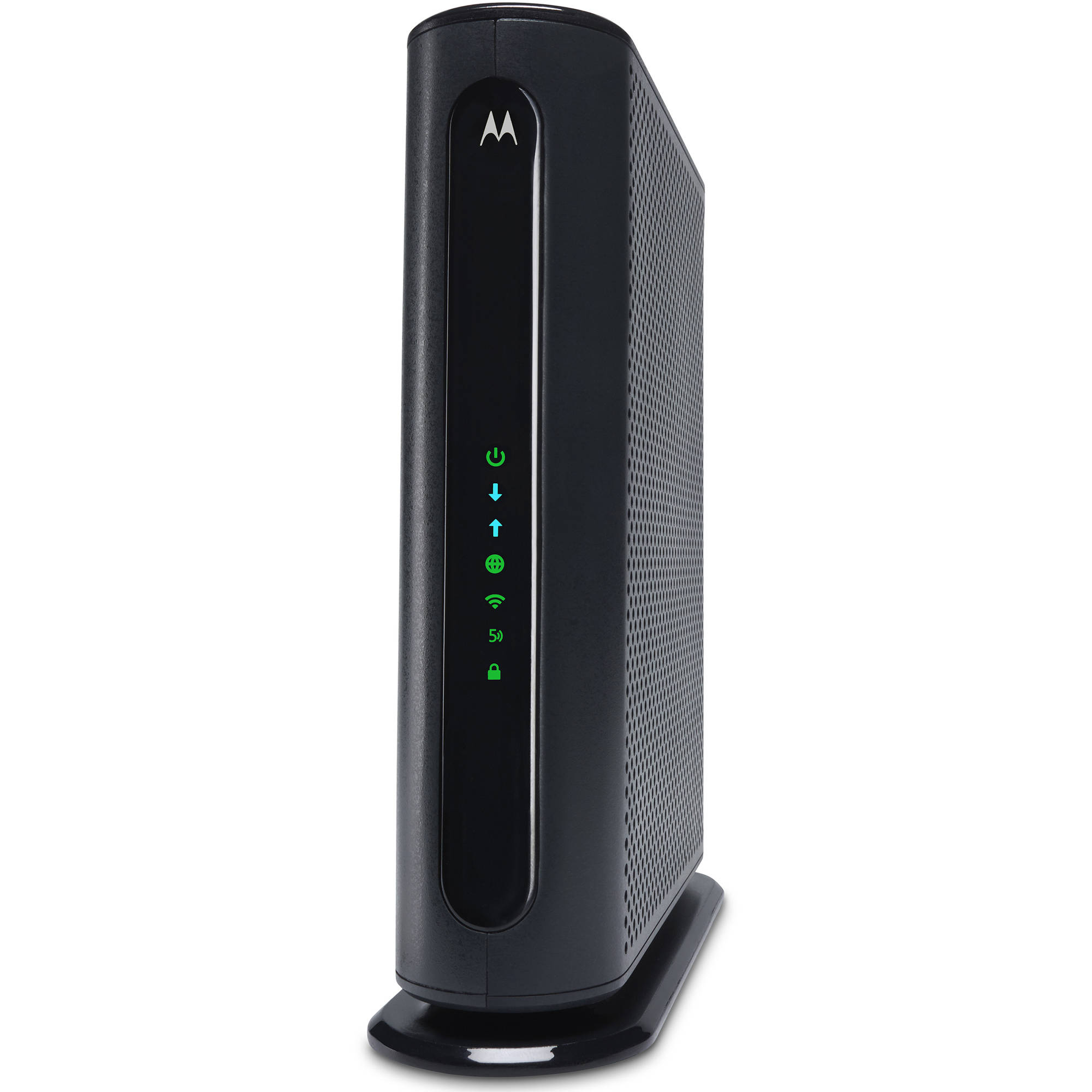 Motorola 16x4 Cable Modem + AC1900 WiFi Gigabit Router with Power Boost, MG7550