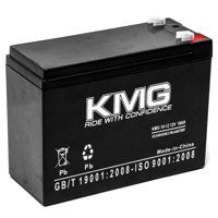 kmg 12v 10ah replacement battery for neuton mowers ce5 ce6 e0683-310w