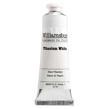 Williamsburg Handmade Oils - Williamsburg Handmade Oil Color - 37ml Tube - Cobalt Green