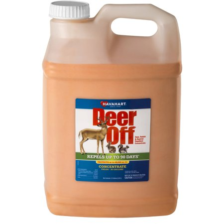 Havahart Deer - Havahart Deer Off 2.5 gal Deer, Rabbit and Squirrel Repellent Concentrate