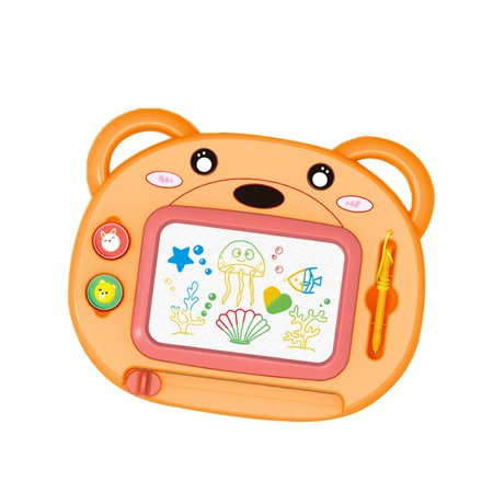 Kids Toys, Magnetic Drawing Board, Writing Board, Erasable Magnetic Graffiti Board Creativity Early Education Enlightenment Toys - image 1 of 1