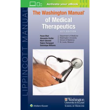 The Washington Manual of Medical Therapeutics -