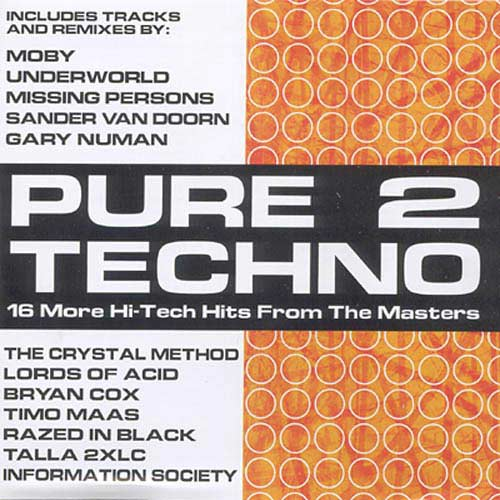 PURE TECHNO, VOL. 2 (Halloween Music Techno)