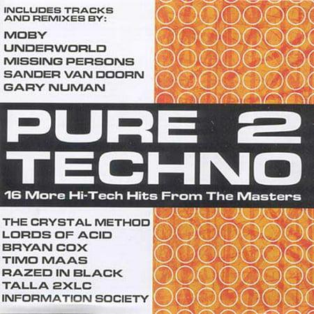 PURE TECHNO, VOL. 2 - Halloween Techno Music