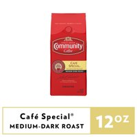 Community Coffee Caf Special Medium-Dark Roast Ground Coffee 12 oz. Bag