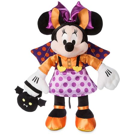 Disney Halloween Minnie Mouse Plush [Bat] for $<!---->