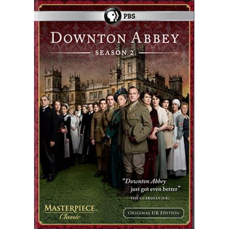 Downton Abbey: Season 2 (DVD) - Downton Abbey Grantham