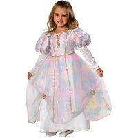 Girl's Rainbow Princess Halloween Costume
