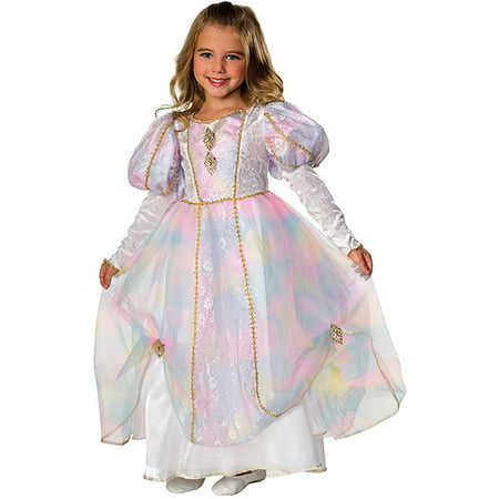 Rainbow Princess Toddler Halloween - Cheap Princess Halloween Costumes For Toddlers