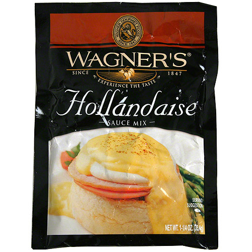 Wagner's Hollandaise Sauce Mix, 1.25 oz (Pack of 12)