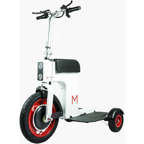 ACTON M Fully Foldable Electric Sit or Stand Scooter