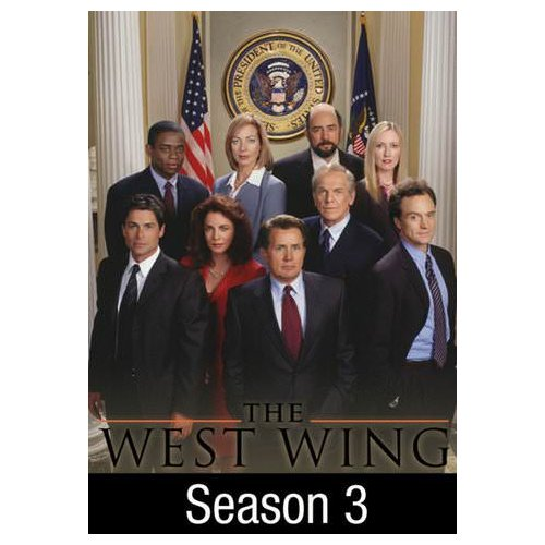 The West Wing: Season 3 (2001)