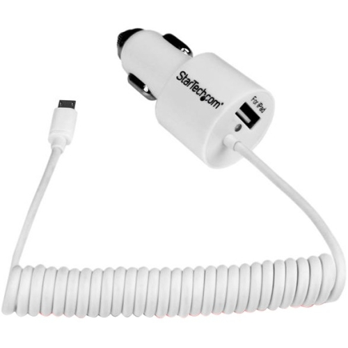 Startech USBUB2PCARW Dual port car charger