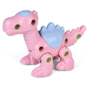 Take Apart Toys With Tools, 9 Inch Dinosaur Toys Building Sets, Stocking Stuffers, Learning Educational Toys for Age 3 4 5 6 Year Old Boys Girls J-19