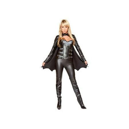 Warrior Costume Woman (3pc Bat Warrior Beauty Roma Costume)