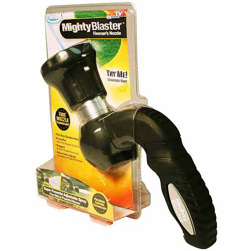 Mighty Blaster Firemen's Hose Nozzle
