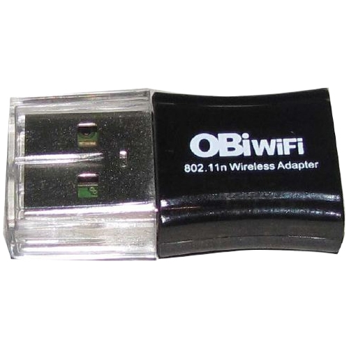Obihai Technology OBIWIFI Usb Wl Adapter For Obi202 Ctlr Obi302 Sup Wl-n