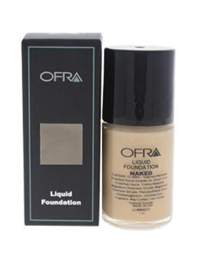 Ofra Liquid Foundation - Naked 1 oz Foundation