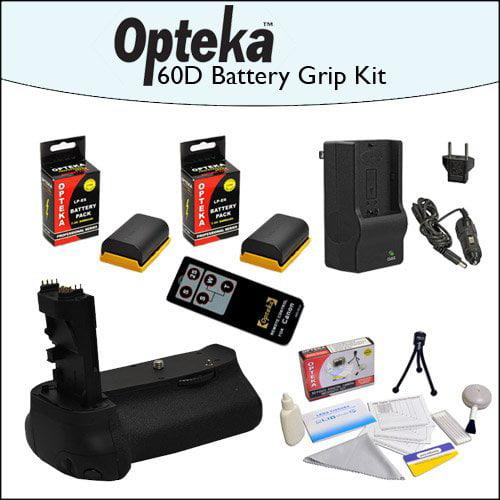 Battery Pack Grip BG-E14 BGE14 / Vertical Shutter Release...