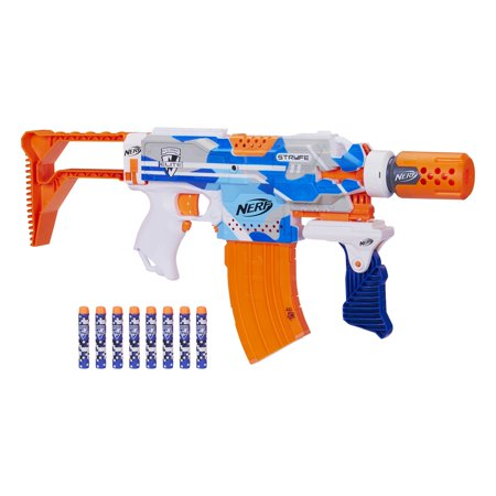 Strike Series - Nerf N-Strike Elite BattleCamo Series Stryfe