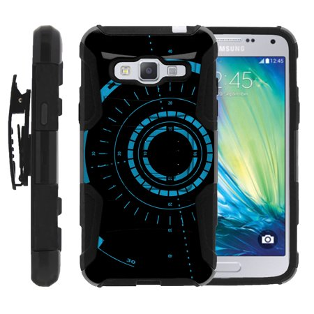 cheap for discount 2c911 ed999 TurtleArmor ® | For Samsung Galaxy J3 | J3V | Express Prime | Amp Prime |  Sol [Hyper Shock] Hybrid Dual Layer Armor Holster Belt Clip Case ...