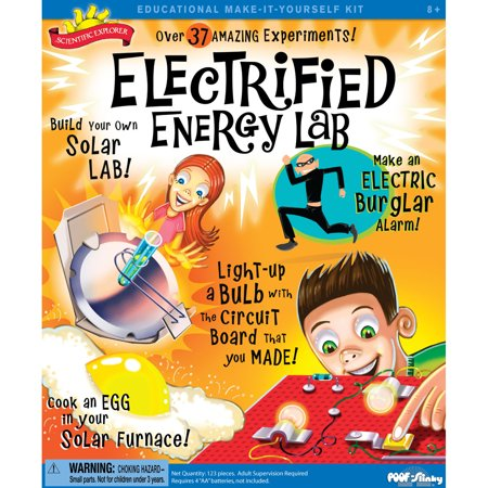 Scientific Explorer Electrified Enery Lab