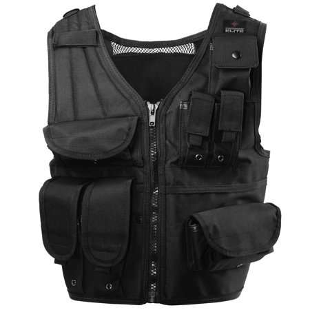 Gameface Airsoft & Paintball Game Vest 80501 (Swat Vest Paintball)